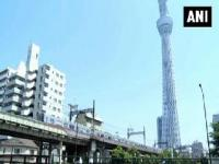 News video: Visitors happy with excellent facilities at Tokyo's sky tree tower